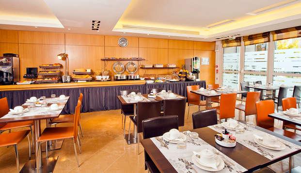 Residhome Paris-Massy - breakfast