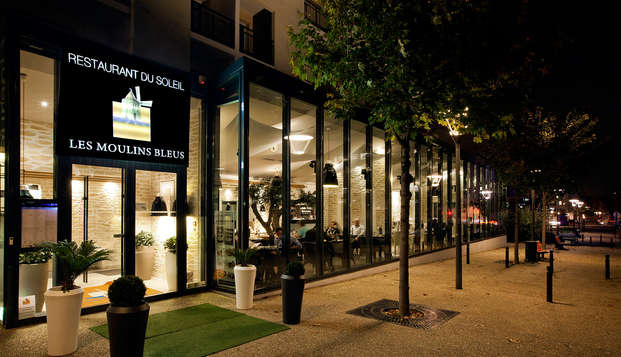 Residhome Paris-Massy - front