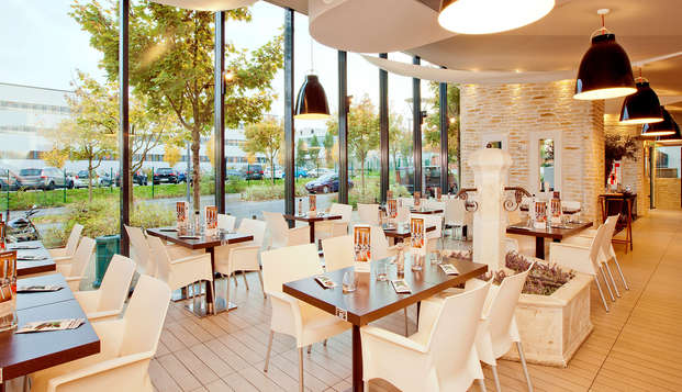 Residhome Paris-Massy - restaurant