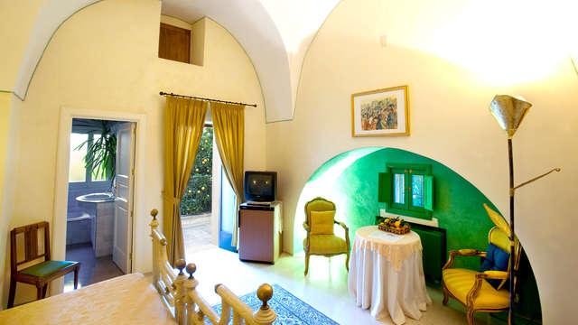 Nella città storica di Galatina in suite