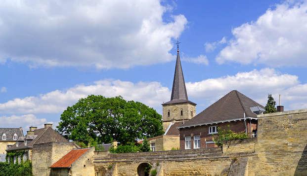 Verblijf en ontdek het zuidelijkste punt van Nederland