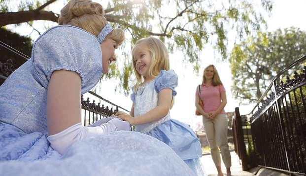 Week-end magique avec entrées au parc Disneyland® Paris (1 jour / 2 parcs)