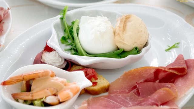 Offerta romantica a Paestum: notte con deliziosa cena inclusa