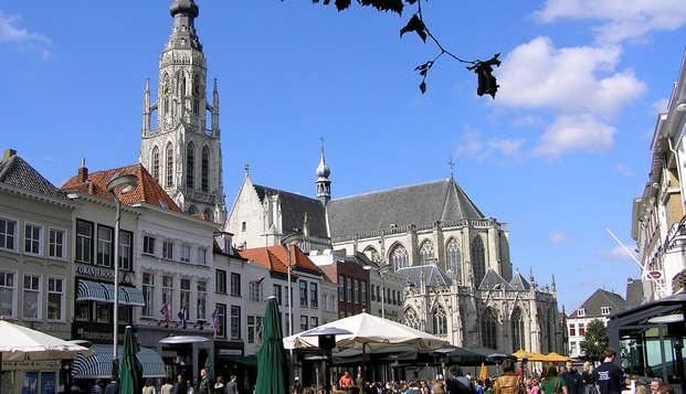 Spécial hiver : profitez des Brabants (à partir de 2 nuits) !