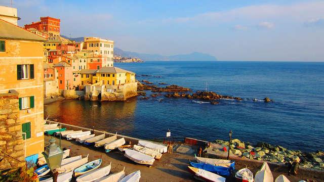 Soggiorno romantico alle porte di Genova