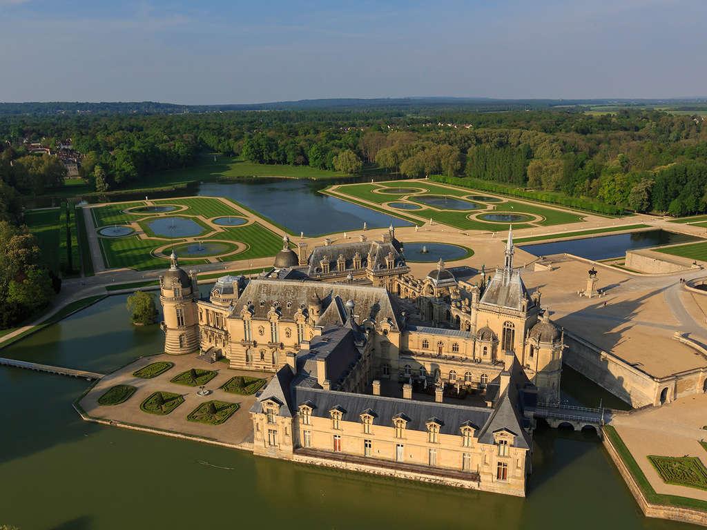 Séjour Picardie - Escapade gourmande avec diner au coeur de Chantilly  - 4*