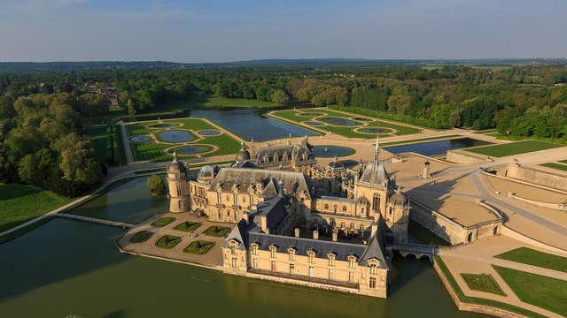 Escapade détente et découverte à Chantilly