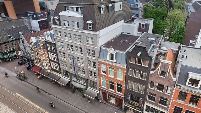 Albus Hotel Amsterdam City Center