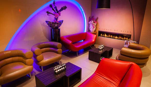 Ontdek Amsterdam vanuit dit mooie design boutique hotel