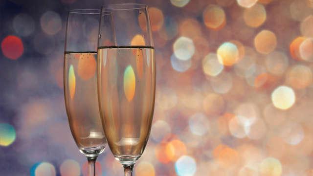 Romance, champagne et suite luxueuse à Clervaux (à partir de 2 nuits)