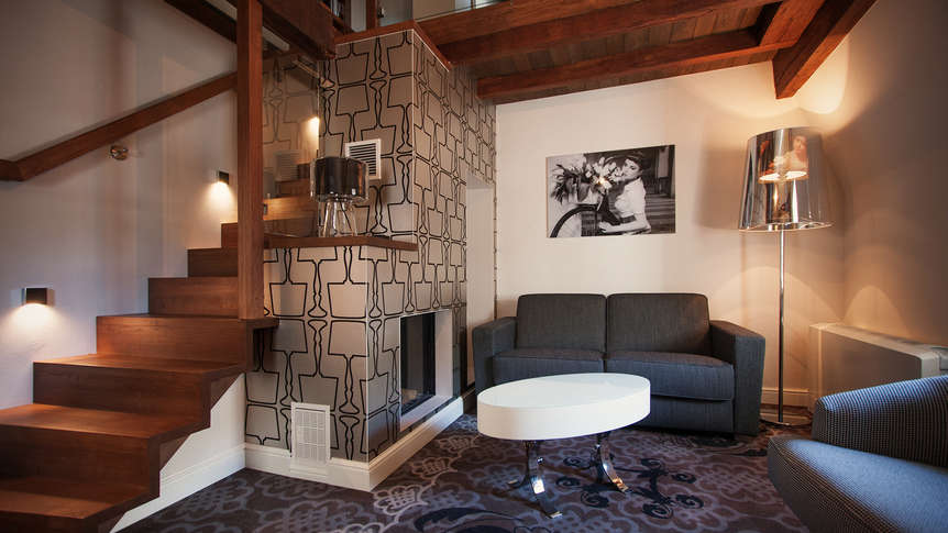 Le Clervaux Boutique And Design Hotel 5 Clervaux Luxemburg