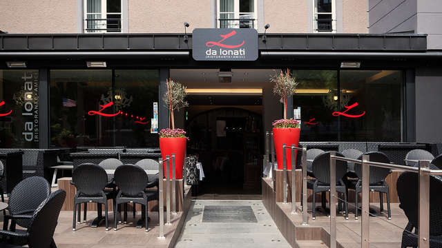 Le Clervaux Boutique and Design Hotel - restaurant