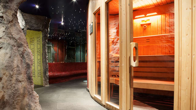 Le Clervaux Boutique and Design Hotel - spa