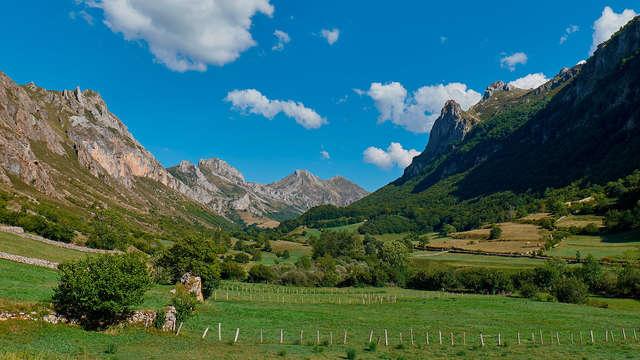 Ontspan in een spa in de bergen van Asturië (vanaf 2 nachten)