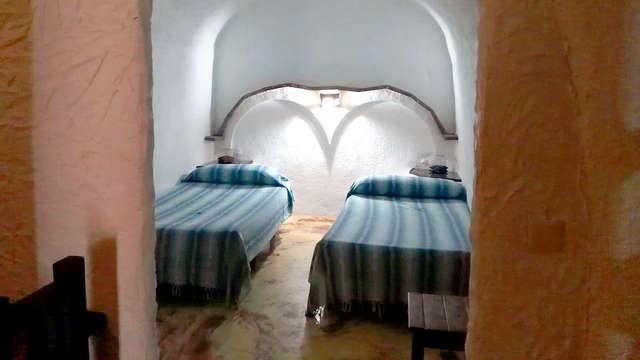 1 noche en habitación doble estándar vista al bosque para 2 adultos