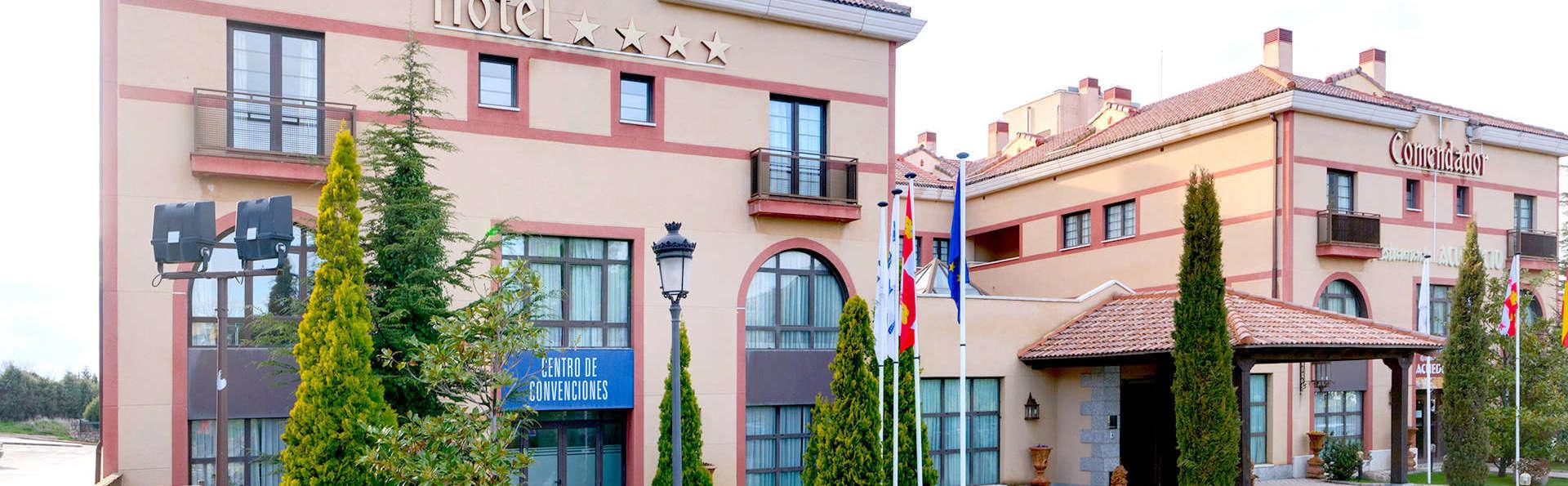 Hotel Segovia Sierra de Guadarrama - EDIT_FRONT1.jpg