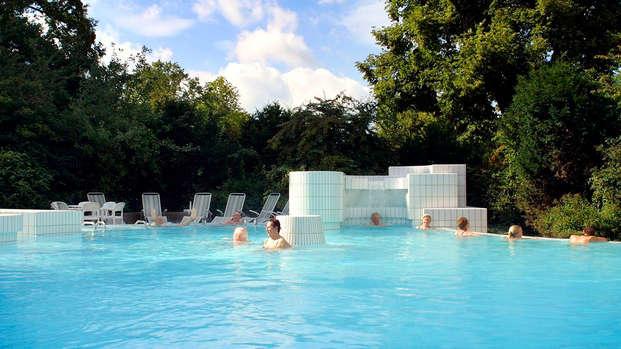 Romanticismo e relax con massaggio a Mondorf-les-Bains