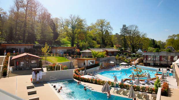 Parentesi di relax a Mondorf-les-Bains
