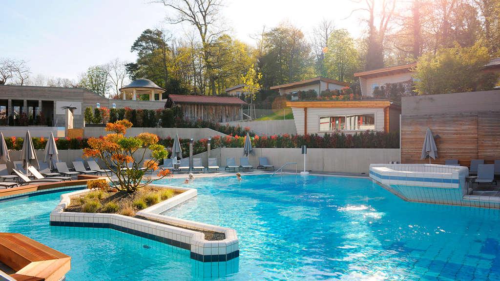 Echappée luxueuse et accès au Domaine Thermal de Mondorf 4*
