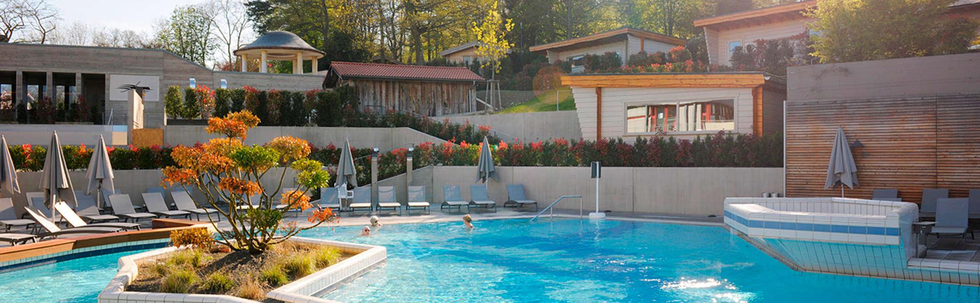 Echappée de luxe et spa au domaine thermal de Mondorf -Les-Bains