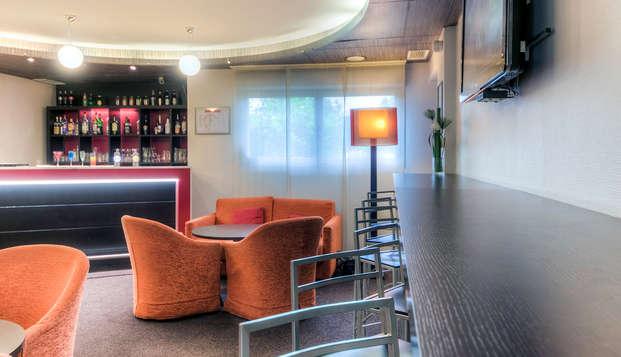 Zenitude Le Parc de l Escale - bar