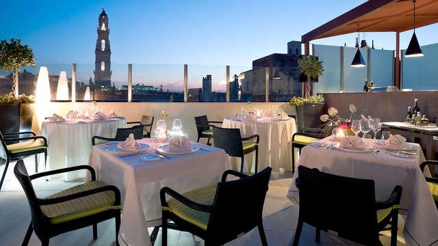 Weekend di lusso a Lecce: soggiorno in hotel 5* in mezza pensione