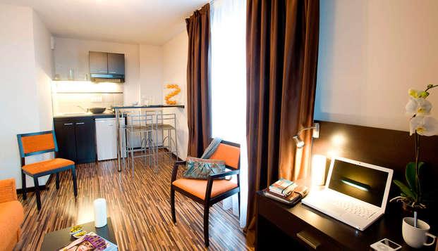 Week-end en appartement à proximité de Toulouse