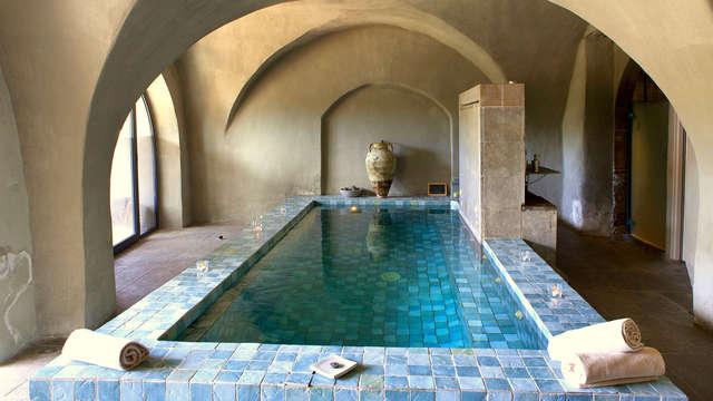 Encanto en un antiguo convento de Hérépian cerca de Béziers