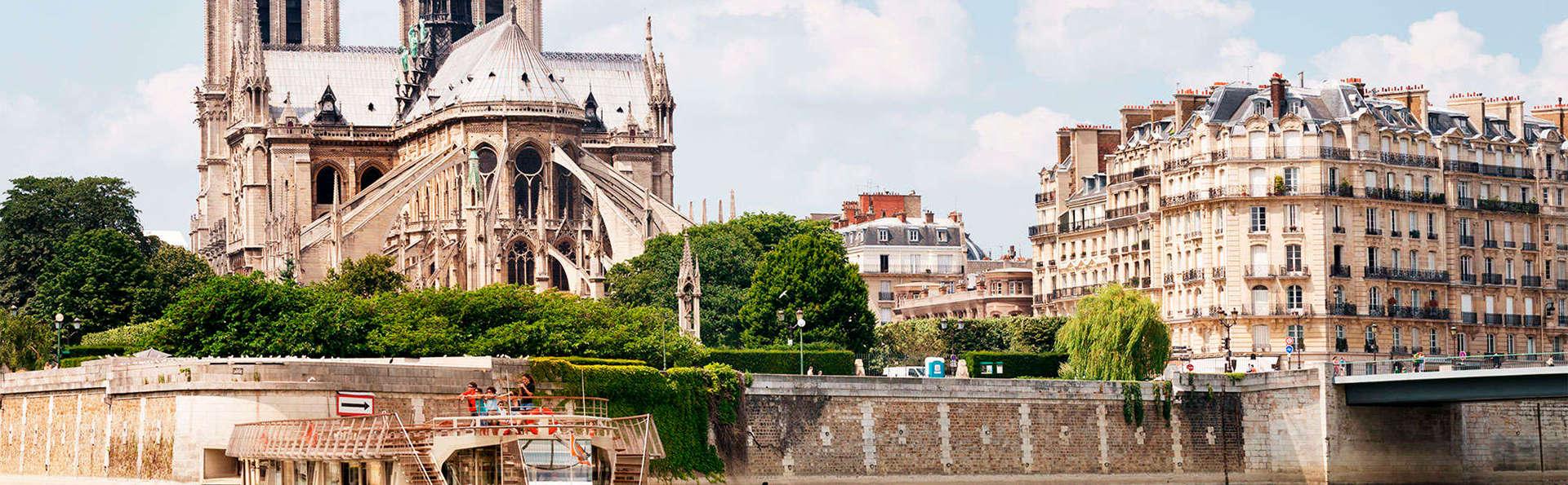 Paris à découvrir au fil de la Seine