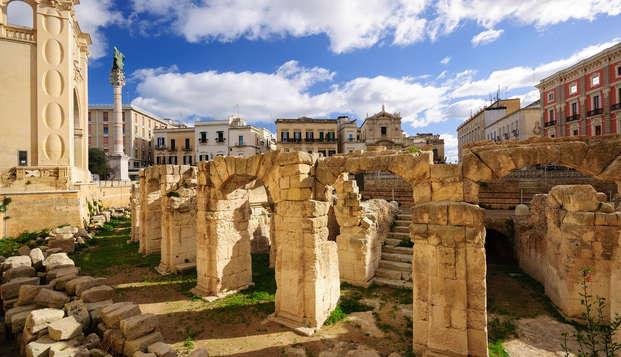 Vacanza a Lecce: nel centro della città per scoprire il Salento