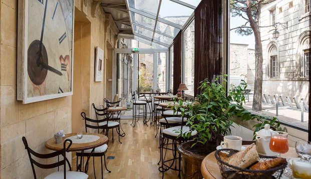 Offre spéciale: Week-end de charme à Avignon (à partir de 2 nuits)