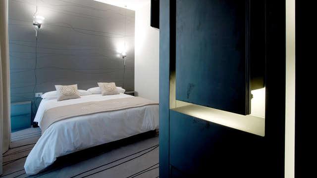 Notte in hotel 3* di design nel cuore del Salento!