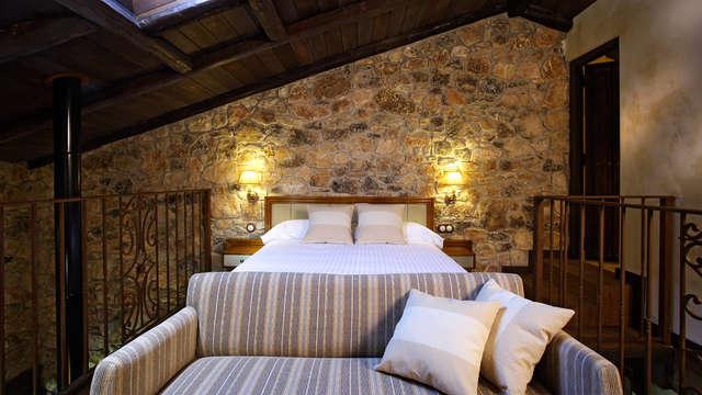 Romanticismo en loft con spa privado y cena en Guadalajara (desde 2 noches)