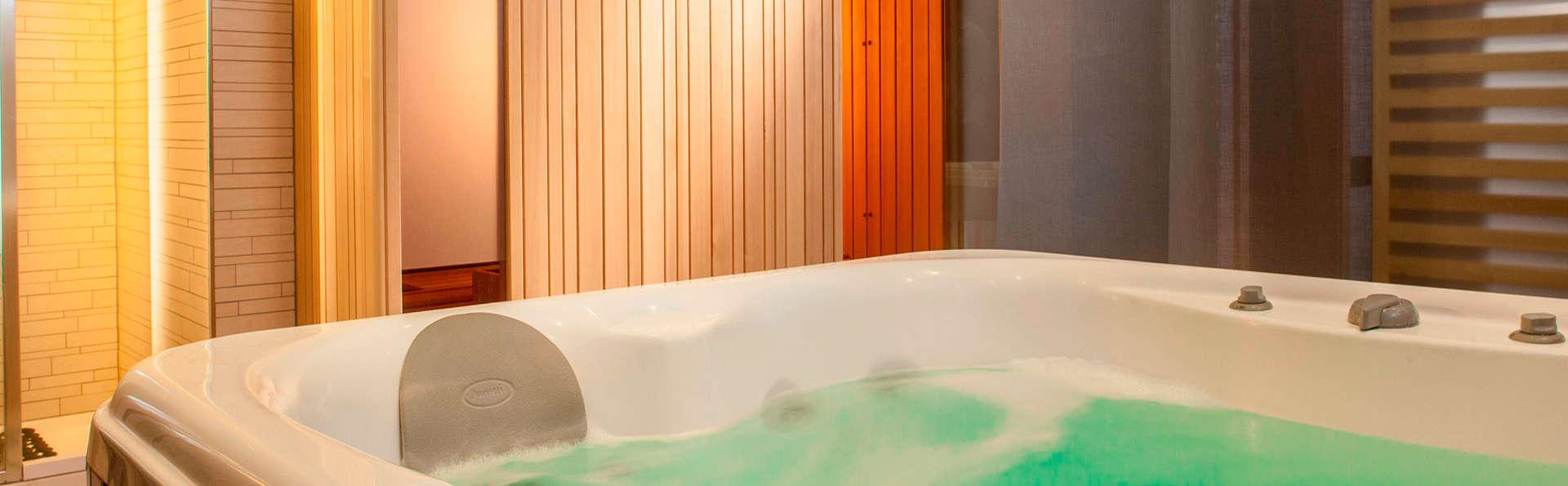 Farniente avec accès au spa au cœur des Trois Frontières