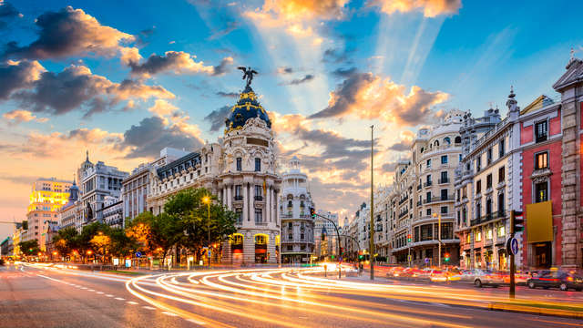 Week end près de Madrid
