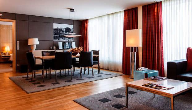 Séjour inoubliable à Amsterdam, plein de luxe et de confort