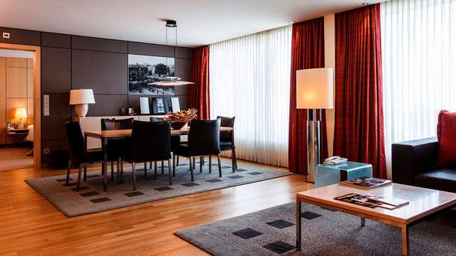Estancia inolvidable en Amsterdam llena de lujo y confort