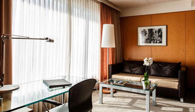 Découvrez ce que Amsterdam a à offrir et détendez-vous au spa