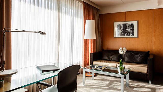 Descubre lo que Amsterdam tiene para ofrecer y desconecta en el Spa