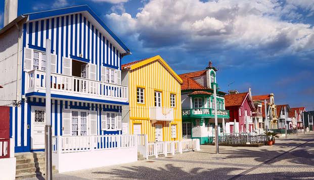 Aprovecha esta escapada para conocer la ciudad de Oporto y sus playas