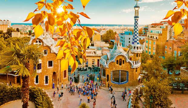 Especial Mini-vacaciones: descubre la Ciudad Condal