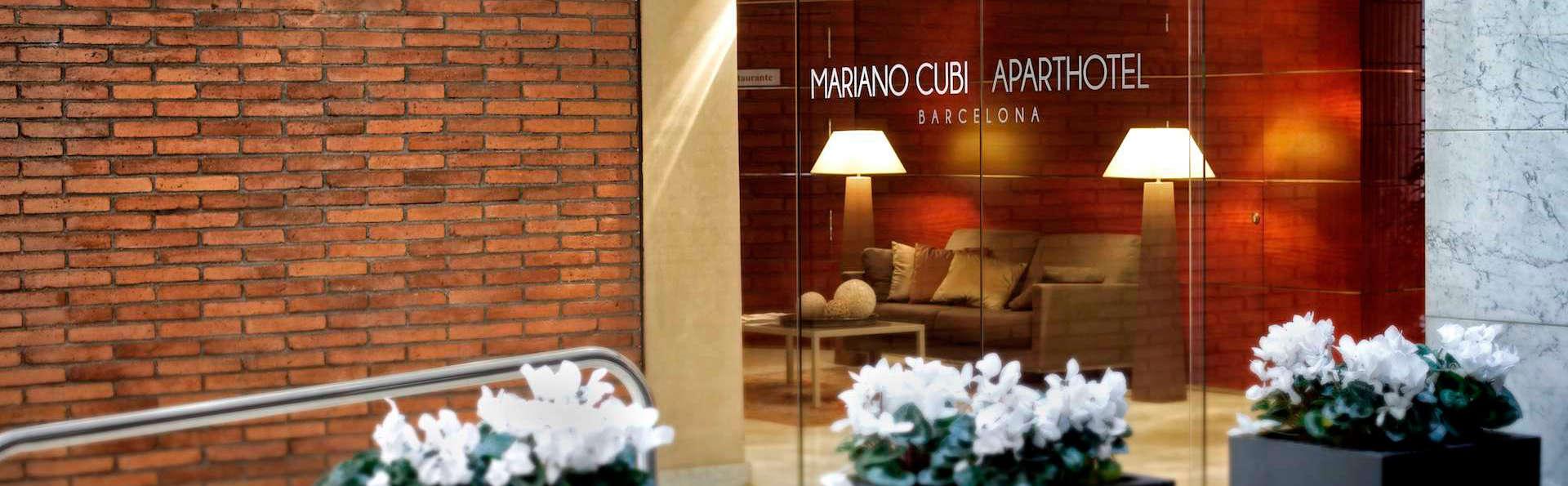 Aparthotel Mariano Cubi Barcelona - EDIT_front.jpg