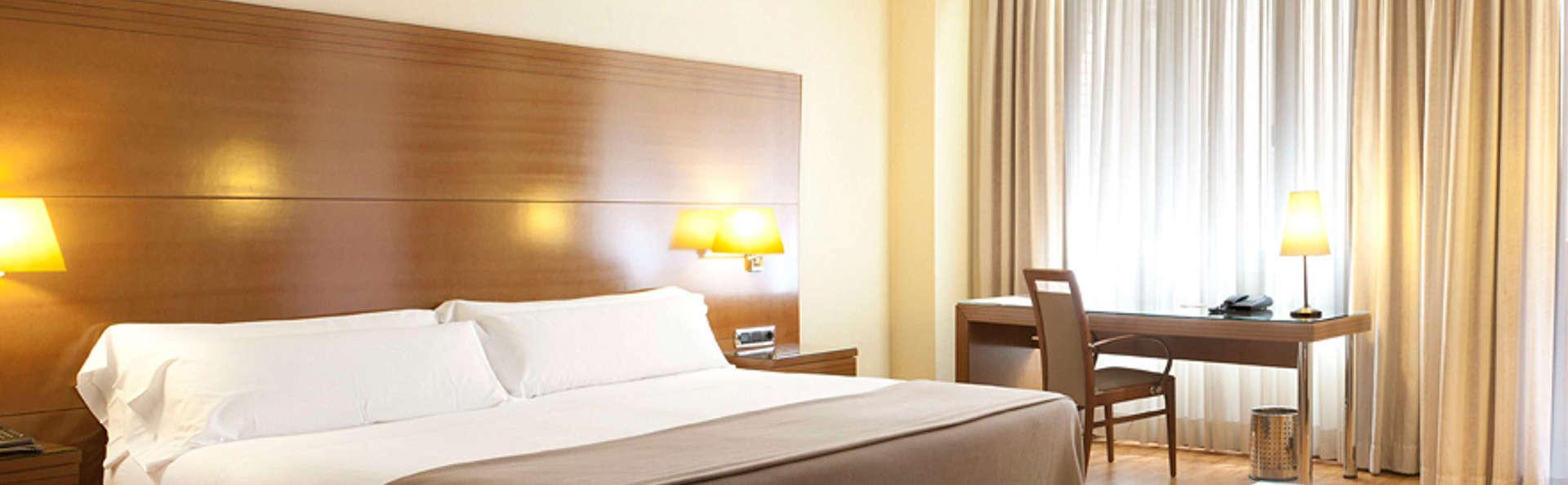 Découvrez les quartiers de Gràcia et Sant Gervasi dans une chambre double exclusive