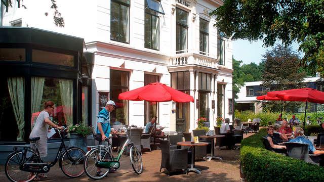 D'r Uit! in het prachtige Friesland (vanaf 3 nachten)