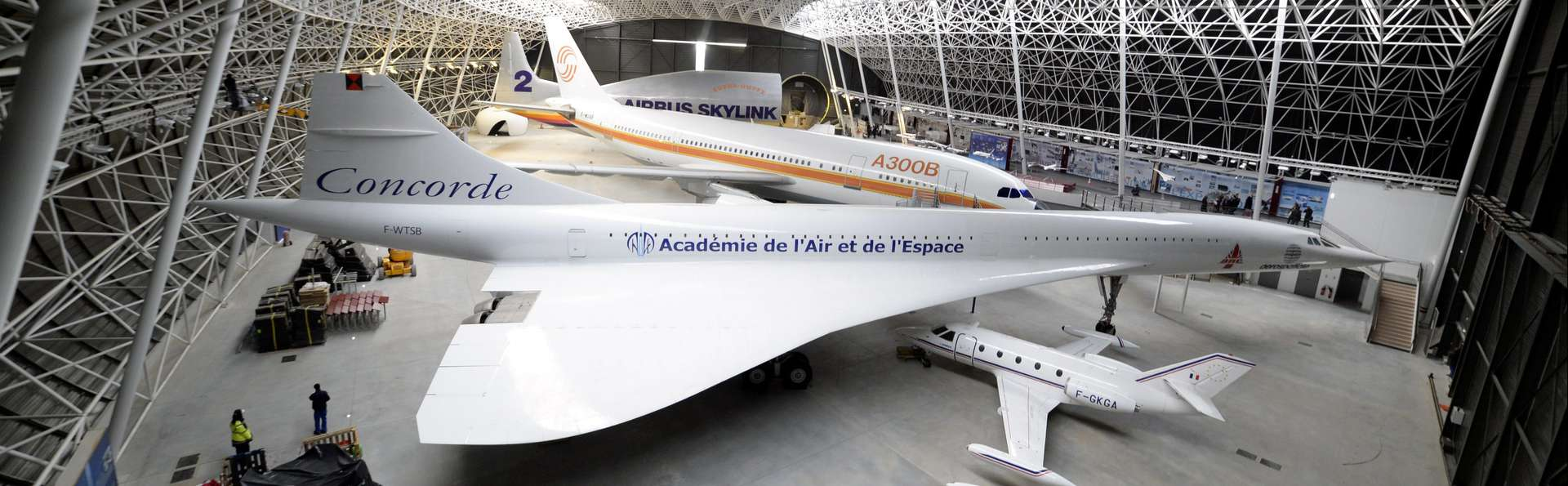Descubre Toulouse con entrada al museo Aéroscopia