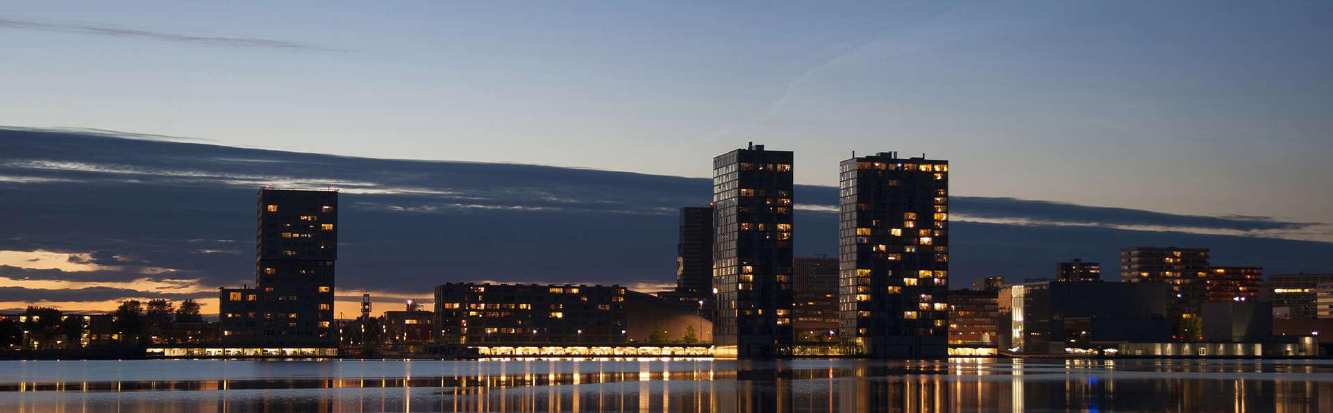 Comfortabel verblijf nabij Amsterdam in combinatie met Hop on Hop off Cruise