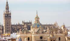Visite guidée de la Giralda et de la cathédrale de Séville pour 2 adultes