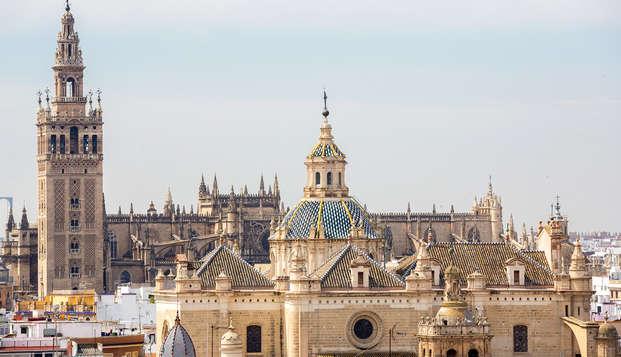 Séjour avec visite guidée de la cathédrale et de la Giralda