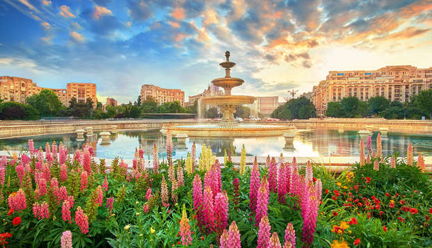 Descubre las mil caras de Bucarest, la capital de Rumanía