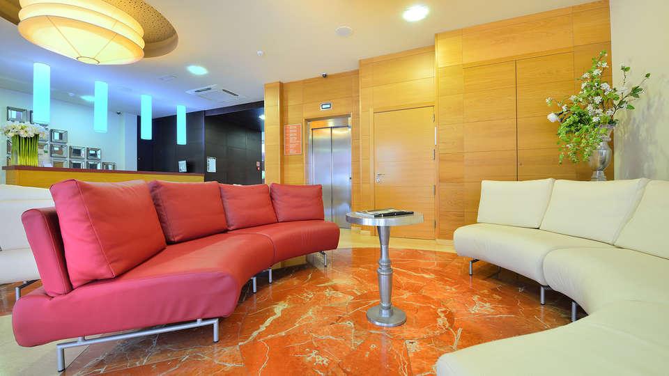 Hotel Spa Norat O Grove 3* Superior - edit_lobby.jpg